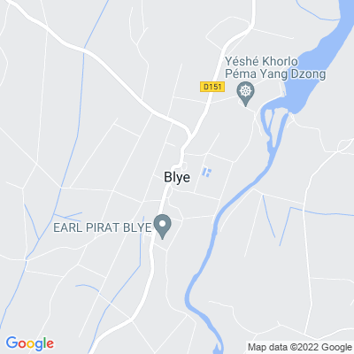 bed and breakfast Blye