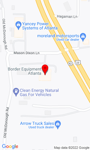 Google Map of Boarder Equipment 3185 Moreland Avenue, Atlanta, GA, 30288