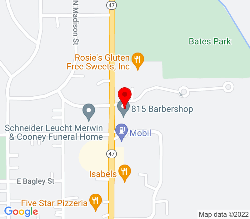 Click to view Google maps office address Boe & Hanlin Investment Management, LLC, 1216 N. Seminary Ave, Ste. B, Woodstock, IL 60098