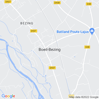 bed and breakfast Boeil-Bezing