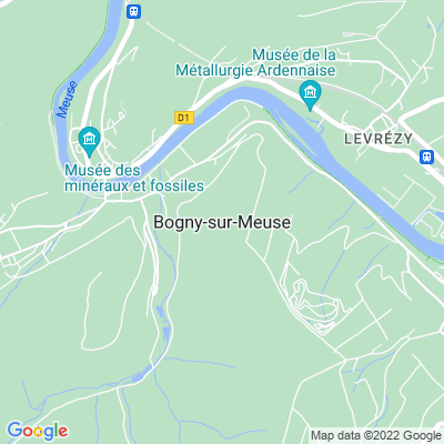 bed and breakfast Bogny-sur-Meuse
