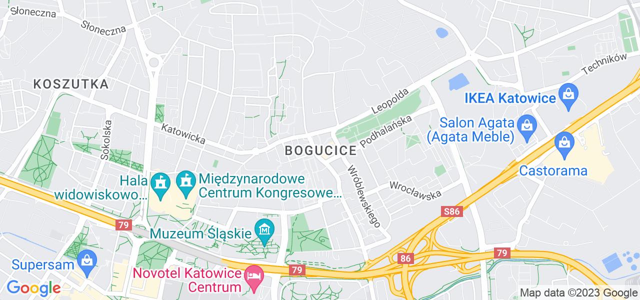 Osiedle Bogucice w Katowicach – w tych punktach ekspresowo wyślesz turbinę do autoryzowanego serwisu