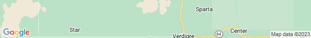 Map of NE