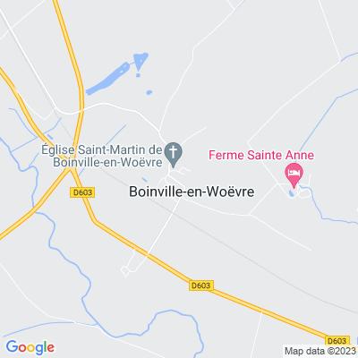 bed and breakfast Boinville-en-Woëvre