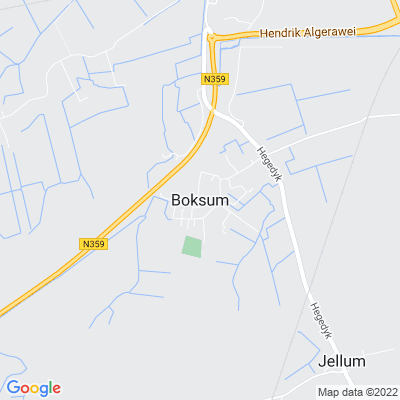 bed and breakfast Boksum