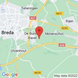 Google map of Vlaamse Schuur, Bolberg
