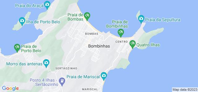 Bombinhas - Santa Catarina