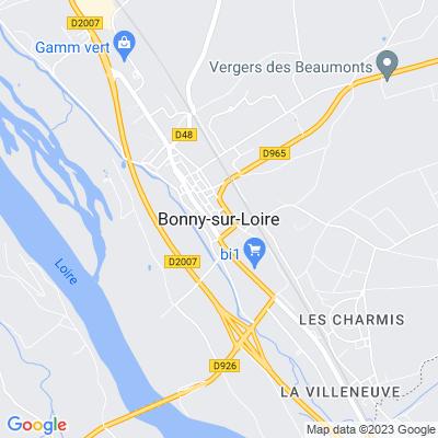 bed and breakfast Bonny-sur-Loire