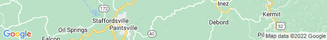 Map of KY