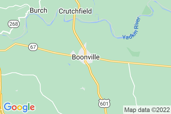 Boonville, NC