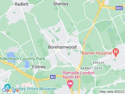 Personal Injury Solicitors in Borehamwood