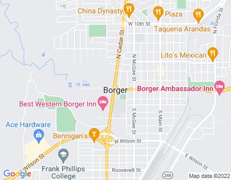 payday loans in Borger