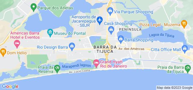 Bosque da Barra, Av. das Américas, 6000 - Barra da Tijuca