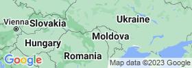 Botoşani map