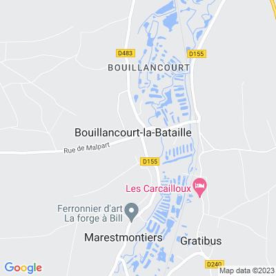 bed and breakfast Bouillancourt-la-Bataille