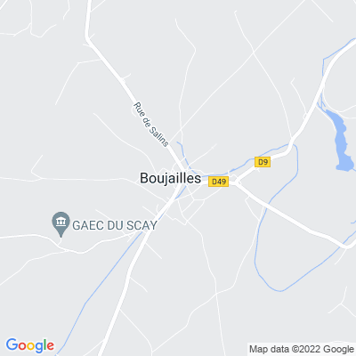 bed and breakfast Boujailles