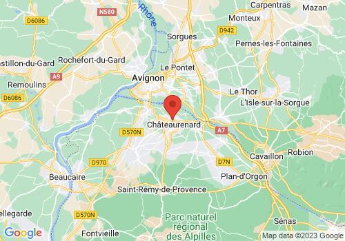 Localisation de DG TRANS