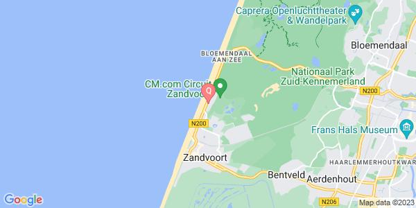 Boulevard Barnaart 30, 2041 JA Zandvoort