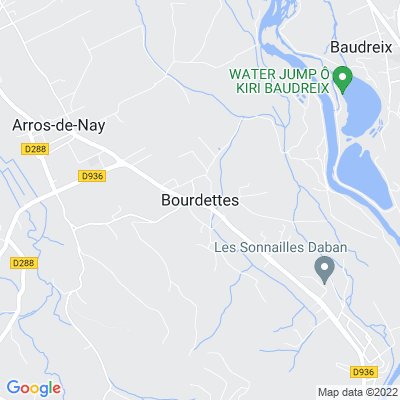 bed and breakfast Bourdettes
