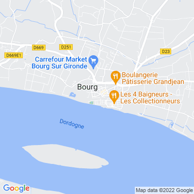 bed and breakfast Bourg