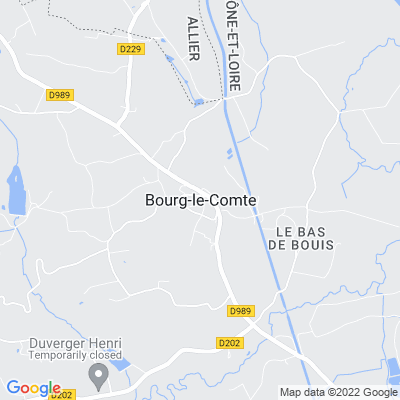 bed and breakfast Bourg-le-Comte