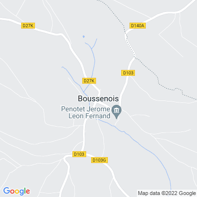 bed and breakfast Boussenois