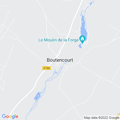bed and breakfast Boutencourt