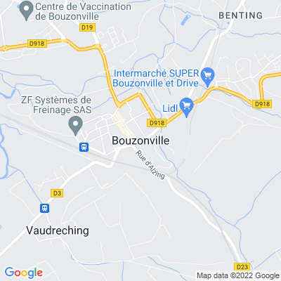 bed and breakfast Bouzonville