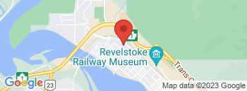 Google Map of Box+1230+1321+Victoria+Roads%2CRevelstoke%2CBritish+Columbia+V0E+2S0