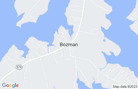 Maryland payday loans Bozman location