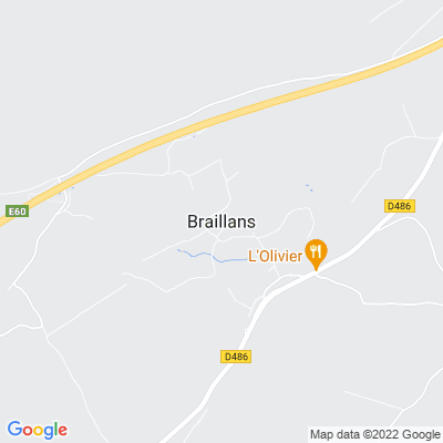 bed and breakfast Braillans