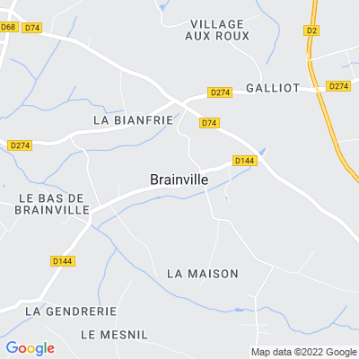 bed and breakfast Brainville