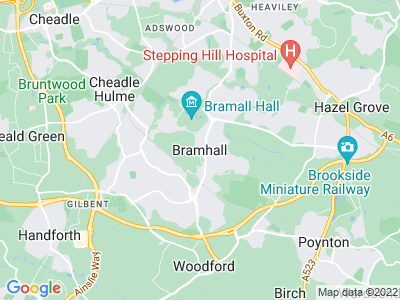 Personal Injury Solicitors in Bramhall