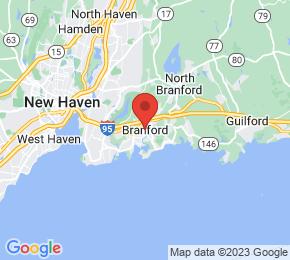 Job Map - Branford, Connecticut  US