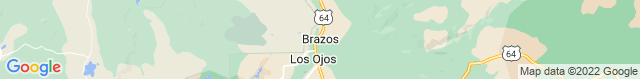 Map of NM