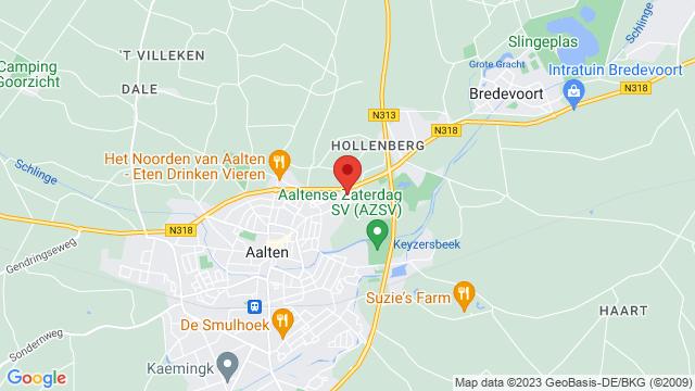Autobedrijf+Blekkink op Google Maps