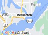 Open Google Map of Bremerton Venues