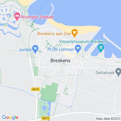 bed and breakfast Breskens-Noord-Oost