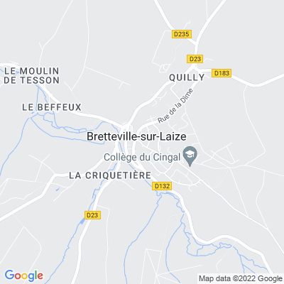bed and breakfast Bretteville-sur-Laize