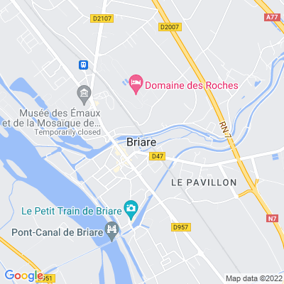 bed and breakfast Briare