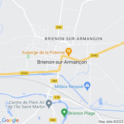 bed and breakfast Brienon-sur-Armançon