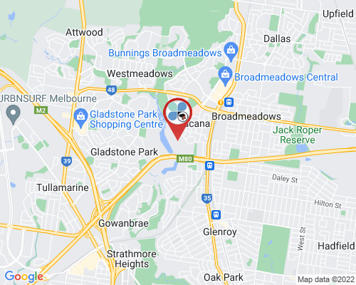 Broadmeadows google map
