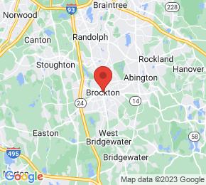 Job Map - Brockton, Massachusetts  US