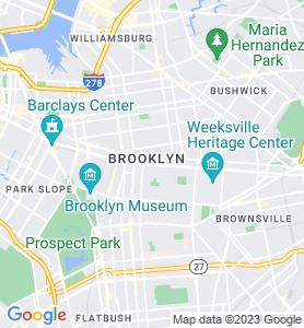 Brooklyn NY Map