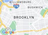 Open Google Map of Brooklyn Venues