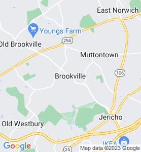 Brookville NY Map