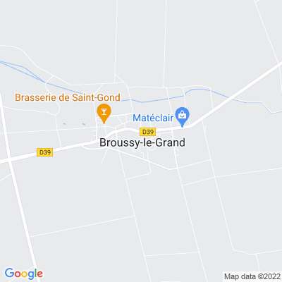bed and breakfast Broussy-le-Grand