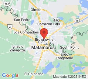 Job Map - Brownsville, Texas  US