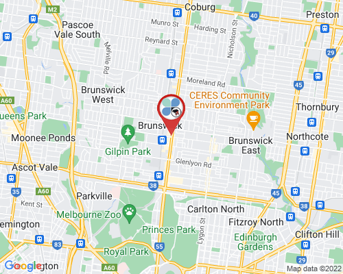 Brunswick google map