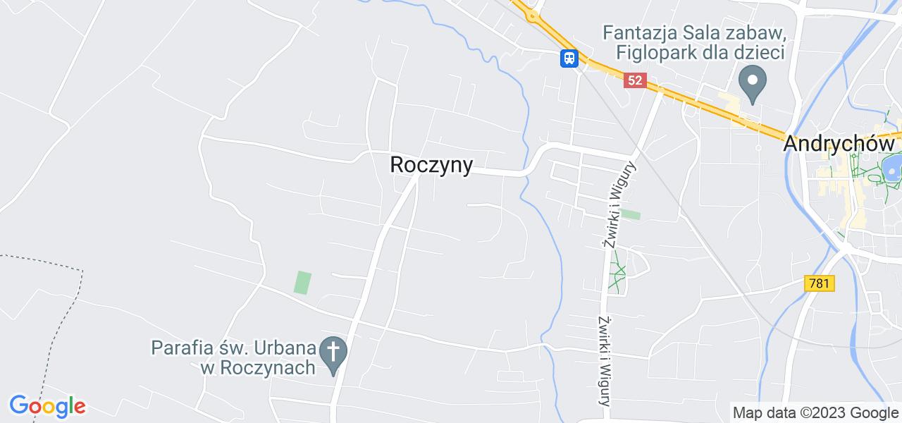 Osiedle Bułówki w Andrychowie – w tych punktach ekspresowo wyślesz turbinę do autoryzowanego serwisu